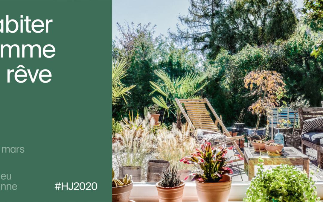 Habitat-Jardin 2020 : habiter comme on rêve !